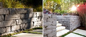 Recon Retaining Wall by Kodah Rochester Concrete Products