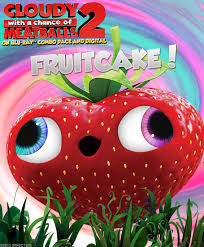 2013 cloudy with a chance of meatballs 2 movie wallpapers cloudy with a chance of meatballs 2 pun blender