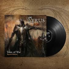 vinyl metal new syrus tales of war special edition black