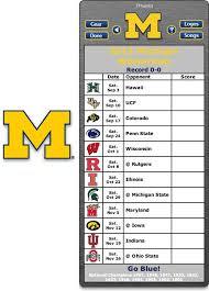 best 25 michigan football schedule 2016 ideas on