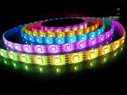 programmable led light strips color chasing dmx programmable control strip apa102