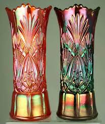 Antique Glass Vases Value 922 Best Antique Glassware Images On Pinterest Carnival Glass