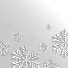 paper floral white christmas backgrounds vector 04 download my