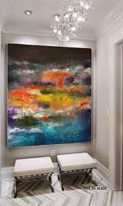 abstract handmade painting modern contemporary to see details of the painting click zoom to enlarge the