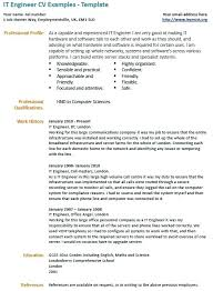cv for computer engineer programmer sample resume sample resume computer engineer