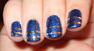 nail art using tape nail art designs