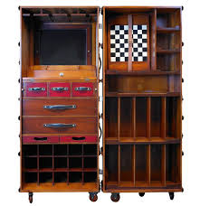 Vertical Bar Cabinet 13 Best Steamer Trunk Images On Pinterest Steamer Trunk Bar