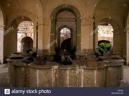 los lavaderos stone water basin fountain hotel camino real