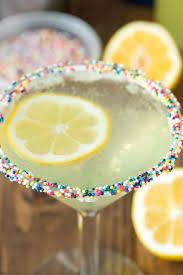 martini limoncello lemon cupcake martini crazy for crust