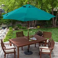 Small Patio Umbrella Marvelous Small Patio Table With Umbrella Outdoor Wicker