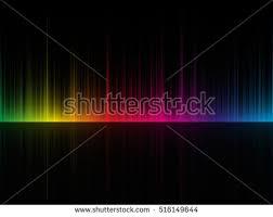 Color Spectrum Dark Color Spectrum Background Stock Illustration 516149644