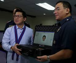 quezon city donates hi tech crime suspects sketch makers to qcpd