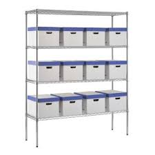 husky garage storage storage u0026 organization the home depot best 25 commercial shelving ideas on pinterest ikea box shelves