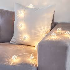 fairy lights for fireplace