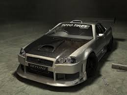 Nissan Skyline Gtr 34 By Sevenmelons83 On Deviantart