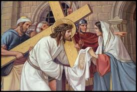 catholic in brooklyn meditation on the sixth station of the cross