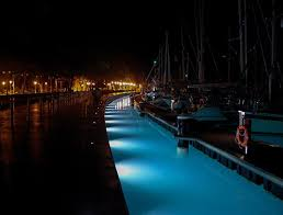underwater led dock lights photo gallery of installed boat lights sea vision by underwater