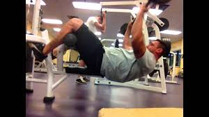 Crazy Bench Press Crazy Exercise No Support Bench Press Works Core Youtube