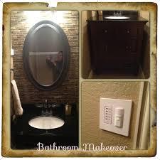 Backsplash Bathroom Ideas by 21 Best Half Bath Ideas Images On Pinterest Bathroom Ideas