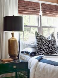 BlackandWhite Bedrooms HGTV - Black and white bedroom designs ideas