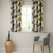 Standard Curtain Length South Africa by Buy Sanderson Dandelion Clocks Lined Eyelet Curtains John Lewis