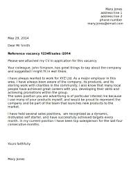 cover letter for cv keeping your career on track
