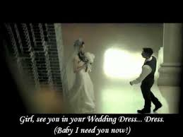 wedding dress lyrics taeyang wedding dress with lyrics