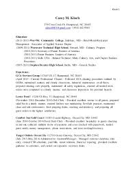 Lowes Resume Resume 2