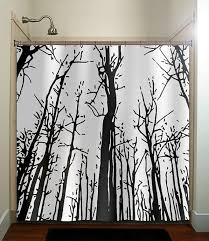 Shower Curtains With Trees Endearing Shower Curtains With Trees And Best 25 Tree Shower