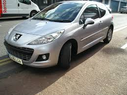 peugeot 207 2011 peugeot 207 1 4 sportium 3dr for sale in ellesmere port davies
