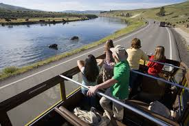 Wyoming budget travel images Yellowstone or bust wyoming tourism jpg
