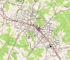 Metro Atlanta Map Georgia Maps Perry Castañeda Map Collection Ut Library Online