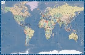 Antarctica On World Map by Custom World U0026 Usa Maps Digital U0026 Wall Creative Force