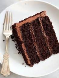 triple chocolate oatmeal cake recipe excellent cakes pinterest