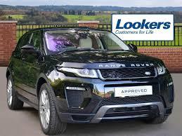 land rover range rover evoque black land rover range rover evoque td4 hse dynamic lux black 2016 08