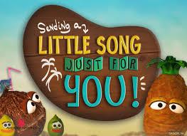 slice of paradise video ecard personalized lyrics happy