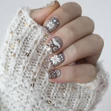 25 best christmas nail designs winter jumpers jumper and winter