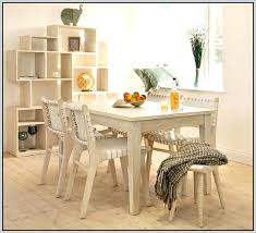 Whitewash Desk White Wood Dining Table And 6 Chairs White Wash Wood Dining Room