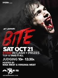 axis presents bite halloween bash oct 21st and 1000 in cash