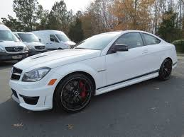 mercedes 6 3 amg for sale 2014 mercedes c63 amg coupe edition 507 start up exhaust