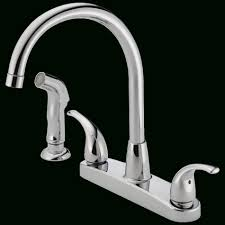 Peerless Kitchen Faucet Repair Parts by Peerless Choice Single Handle Pull Out Sprayer Kitchen Faucet In