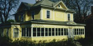 Prairie Home Style Architect Used Prairie Style On Central Minnesota Banks