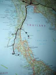 Phuket Thailand Map Thailand Reisebericht