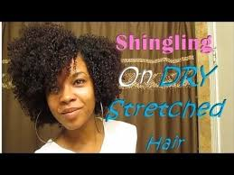 shingling haircut shingling on dry stretched hair curl enhancing smoothie hair