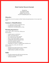 Data Entry Responsibilities Resume Resume Retail Skills Good Resume Format