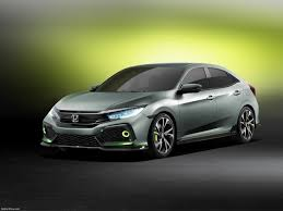 hatchback cars 2016 honda civic hatchback concept 2016 pictures information u0026 specs