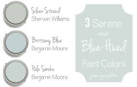 Wall Colors 2015 by Three Serene And Blue Hued Paint Colors Grace Gumption