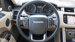 land rover hse interior 2014 land rover range rover sport hse stock 2344 for sale near