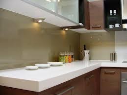 free standing kitchen counter stylish modern kitchen countertop white glass countertop brown