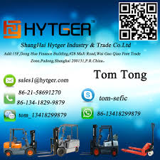 china supplier hytger 4 ton rough terrain forklfit trucks view